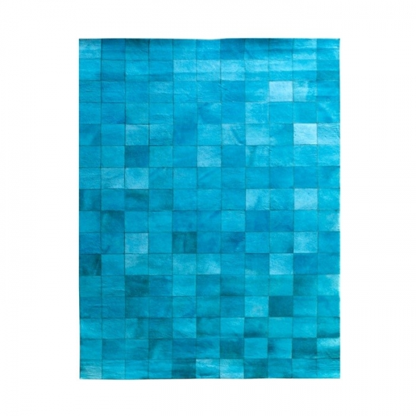 By-Boo_Carpet_Patchwork_Leather_turquoise_6242_WoonenSlaap