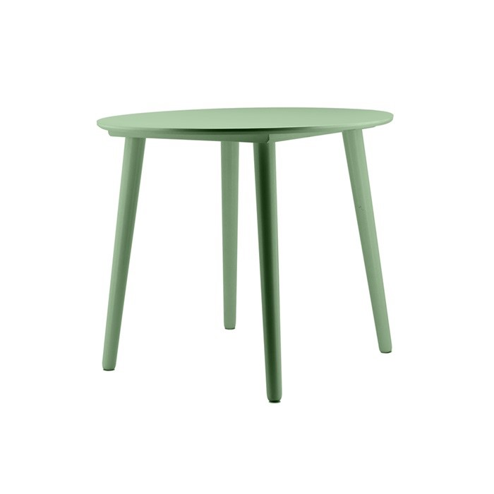 By-Boo_Dining_Table_Sublime_round_90x90_cm_green_1608_Woonenslaap