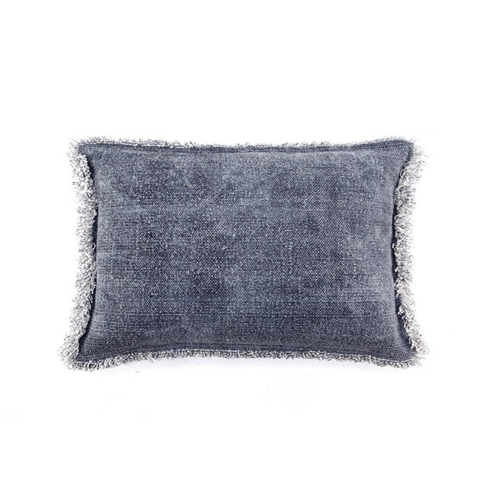 By-Boo_Pillow_Mono_40x60_cm_blue_3065_Woonenslaap