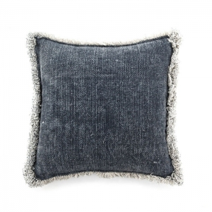 By-Boo_Pillow_Mono_50x50_cm_blue_3070_Woonenslaap
