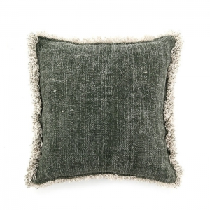 By-Boo_Pillow_Mono_50x50_cm_green_3074_Woonenslaap