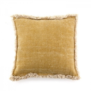 By-Boo_Pillow_Mono_50x50_cm_yellow_3071_Woonenslaap