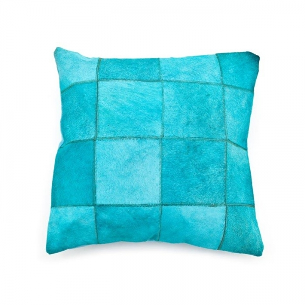 By-Boo_Pillow_Patchwork_Leather_45x45_cm_turquoise_3097_Woonenslaap